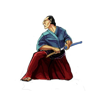 samurai 8 lin-12