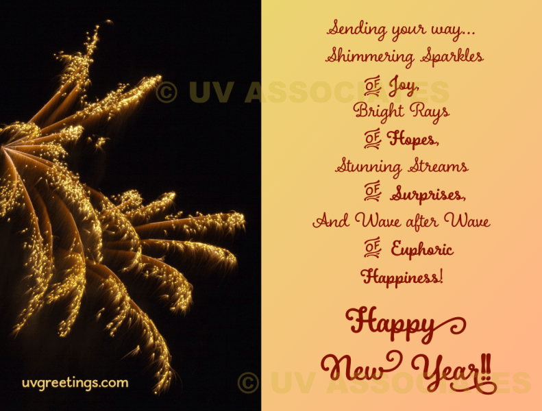Joy  Hope and Happiness   A Meaningful New Year Wish   UVGreetings Joy  Hope and Happiness   A Meaningful New Year Wish