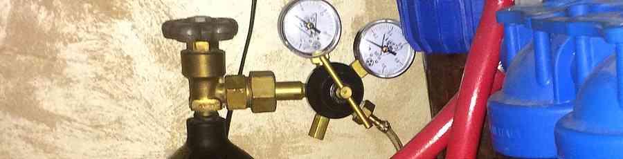Безопасность баллонной системы СО2 для аквариума