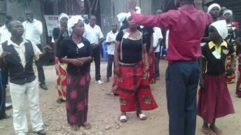 Mukutano wa injili pa LUVUNGI, UVIRA