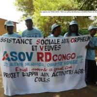 AU SECOURS DES VEUVES DE KAWIZI- UVIRA/RDC