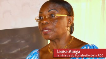 Louise Munga dévoile le capital social de Congo Airways