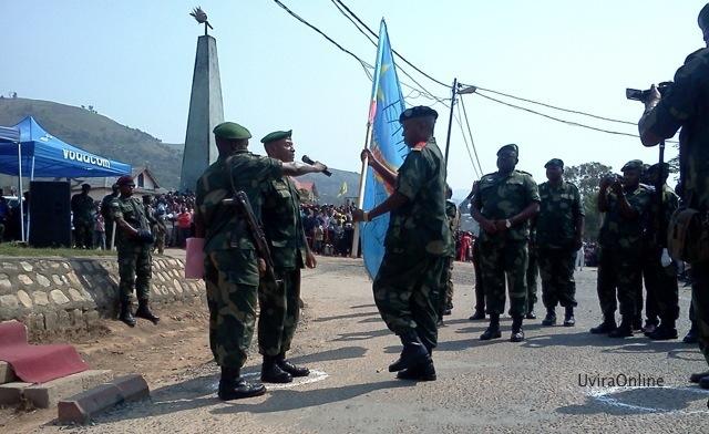UVIRA-RDC: Installation du commandant des opérations Sokola II