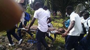 Goma-RDC: Mwanafunzi ameuwawa nakupigwa ya prof.