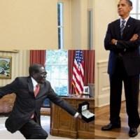 Mariage homosexuel: Mugabe demande Obama à Mariage