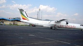 Goma-RDC : la RVA suspend la poursuite des vols commerciaux d'Ethiopian Airlines