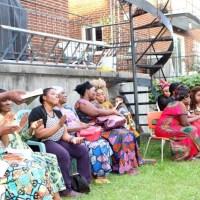 Levée de deuil de papa Bisharhwa Ntanda à Montréal