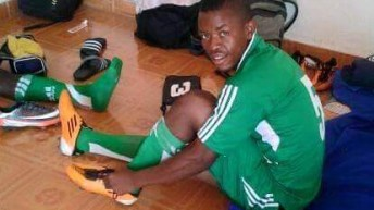 Sport 23 août: Le jeune Freddy Kabamba au FC Renaissance !