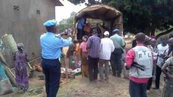 Uvira-RDC:  RETOUR DE DEPLACÉS DE MUTARULE