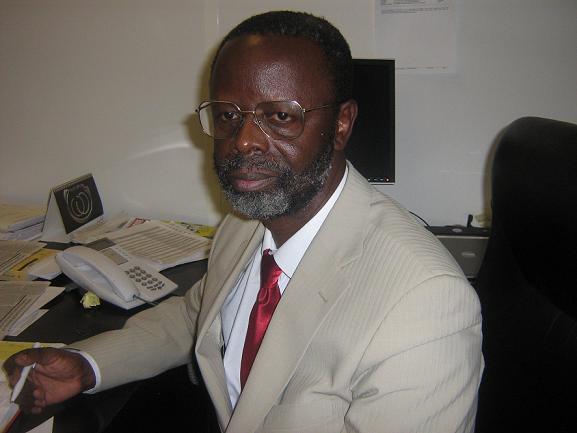 Prof. Julien Kilanga Musinde