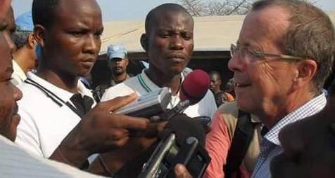 Uvira-RDC: VISITE DE MARTIN KOBLER A MUTARULE