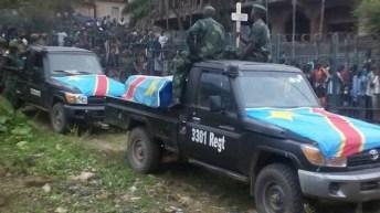 Uvira-RDC: Rahiya 13 waliouwawa na majambazi waliovamia gari la benki TMB wamezikwa leo