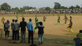 Football-RDC: Vutuka impose à Kikwit le nul à V.Club (1-1) à la LINAFOOT