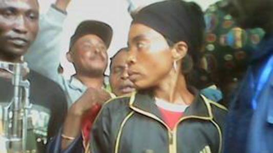 Shabunda-RDC: Seigneur de guerre SINTIA vient de se rendre