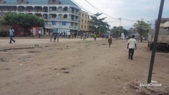 Uvira-RDC: Uvira ville morte ce lundi 3 avril 2017,