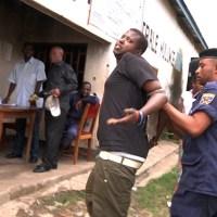 """Uvira-RDC: Tournage videoclip """"Innocent prévenu"""" de Barious Kisu"""