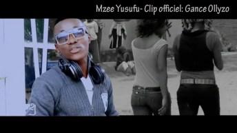 Uva Flavour: Mzee Yusufu, Clip officiel ya Gance Ollyzo