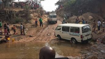 Uvira-RDC: appel à la ville morte pour demander la construction du pont Kavimvira
