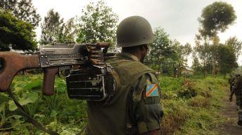 RDC: RETRAIT DES ARMES LOURDES ET MILITIRES DE RUTSHURU ET NYIRAGONGO