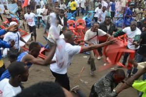 viollence RDC