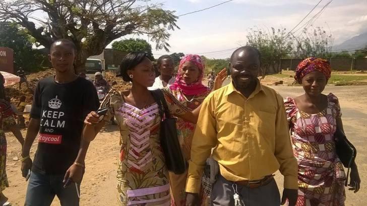 Mazambi et Canana liberer