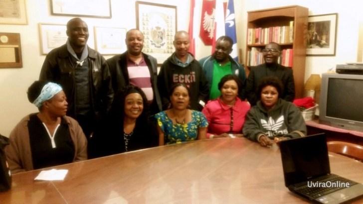 Montréal-Canada: Cooperative swahili du Canada, huundwa.