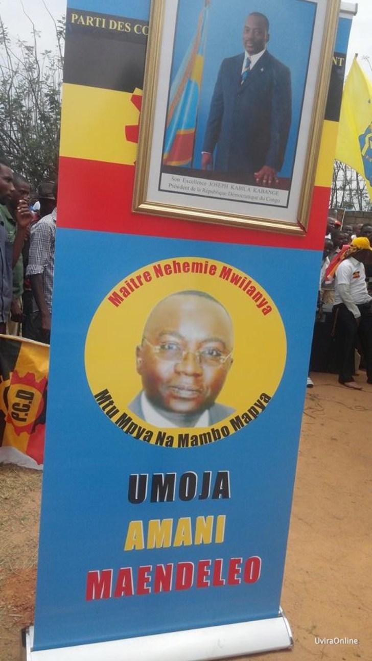 Uvira_Fizi_Parti des Congolais pour le Développemen (PCD)_