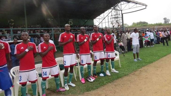 Eliminatoire Coupe Monde 2018: Burundi vs RDC avancé au 12 Novembre