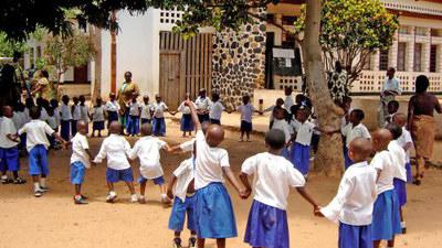 Uvira-RDC: Recréation d'un comité de lutte contre le vih/sida au village d'enfant SOS d'Uvira.