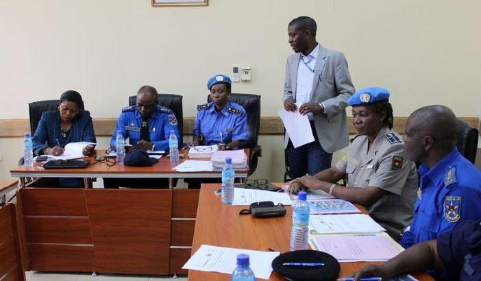UNPOL et la Police Nationale Congolaise pour une meilleure protection des civils au Sud-Kivu
