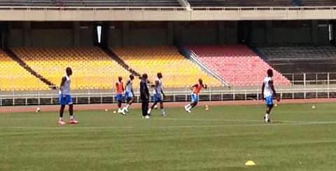 Eliminatoires CM 2018 : Les léopards quittent Kinshasa vers Bujumbura