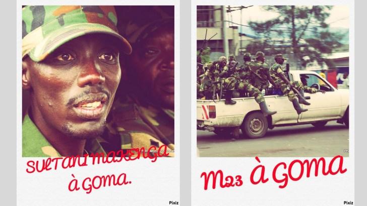KUMBUKUMBU: 20 novemba 2012 kundi la waasi wa M23