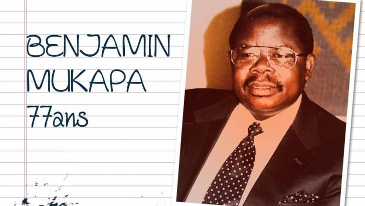 KUMBUKUMBU: Tarehe 12 novemba 1938, kuzaliwa kwa rais BENJAMIN MUKAPA