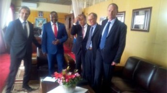 19 sénateurs américains se rendent à Bujumbura pour soutenir Pierre Nkurunziza!