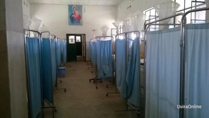 Uvira-RDC: Les infirmiers manifestent leur mécontentement face à l'inégalité sociale dont ils sont victimes