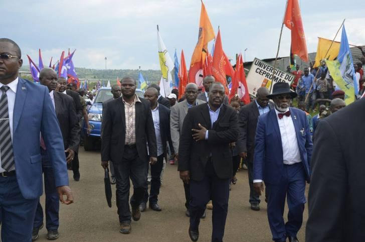 Kabila à Bukavu dec 2015