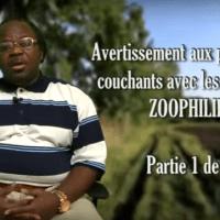 Avertissement aux personnes qui couchent avec les animaux  (ZOOPHILIE)