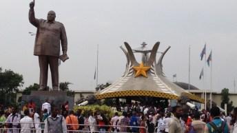 Tangazo:une conférence débat En memoire de nos 2 heros Lumumba et Mzee Kabila