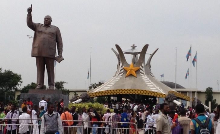 Monument Kabila Mzee
