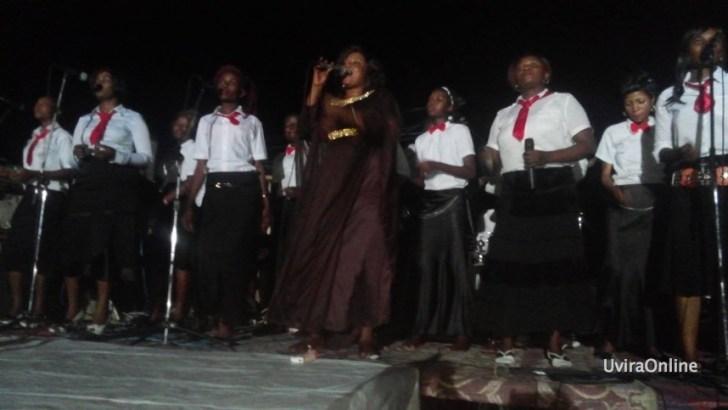 Walokole wa uvira wanasherekea sikukuu ya mwaka mpya 2016
