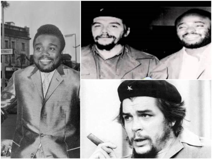 Kabila rencontre Ernesto Che Guevara