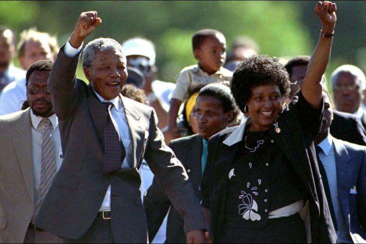 Mandela libereration