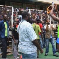 Football-RDC: Benik Afobe: « J'ai besoin de jouer pour la RDC »