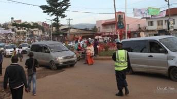 Bukavu-RDC: Operecheni yakuondowa vikama vya magari kandokando ya barabara