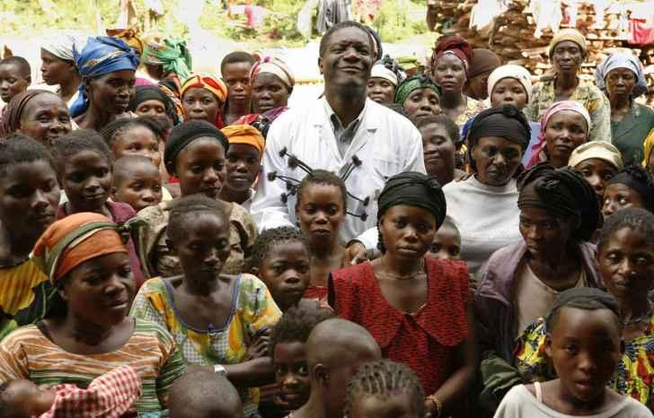 Mukwege en suisse