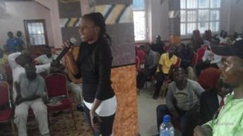 Uvira-RDC: Conférence debat organisée par la nouvelle societe civile congolaise à Uvira