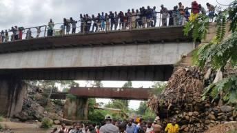 Uvira-RDC: Un corps sans vie trouvé au pont mulongwe ce matin 8 avril 2016