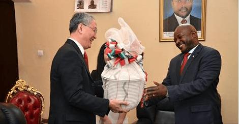 Burundi: La Chine promet de rester au côté du Burundi dans l'auto-développement