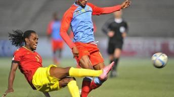 Cosafa Cup 2016 : La RDC se défait du Mozambique et Manzoki fête sa première sélection.