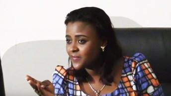 La présidente de l'Union Panafricaine de la Jeunesse en visite au Burundi